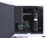 Isolation pour les générateurs, compresseurs, moteurs