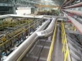 Isolation des tuyaux et des constructions